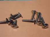 Sidewalk Combo Bolts, 2 Sizes