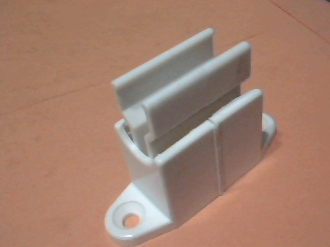 Wall Clip for Awning Crank Handles