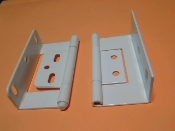 L-Hinge for Shutters and Cabinets