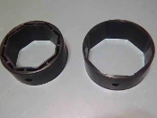 Octagonal Adaptor Ring for Reel Tubes