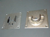 Ball Bearing Plate for Roll Shutters