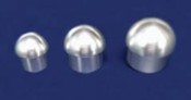 SCH 40 Aluminum Pipe End Caps