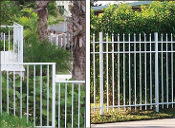Fencing, Handrail, and Gate Parts