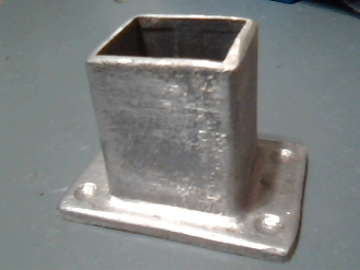 HR4A Floor Flange No. 50