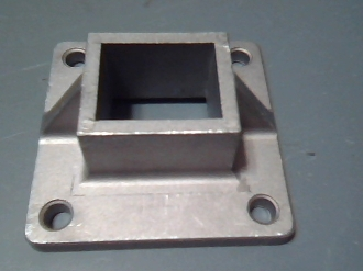 HR4A Floor Flange No. 50HD