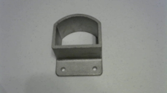 HR14 Handrail Wall Mount Bracket 62